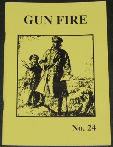 Gun Fire (Number 24), edited by A.J. Peacock